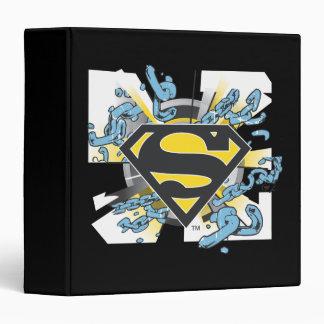 Superman S-Shield | Chains Logo Binder
