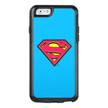 Superman S-Shield   Classic Logo 3 OtterBox iPhone 6/6s Case