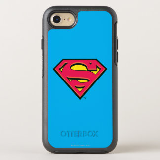 Superman S-Shield | Classic Logo 3 OtterBox Symmetry iPhone 7 Case
