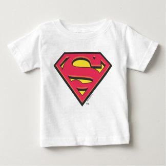 Superman S-Shield   Classic Logo Baby T-Shirt