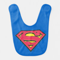 Superman S-Shield | Classic Logo Bib