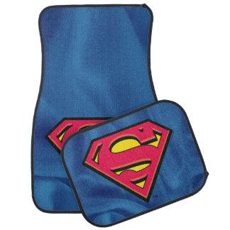Superman S-Shield | Classic Logo Car Mat