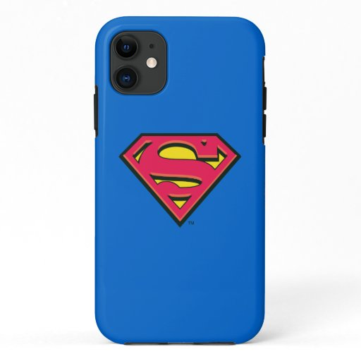 Superman S-Shield | Classic Logo iPhone 11 Case