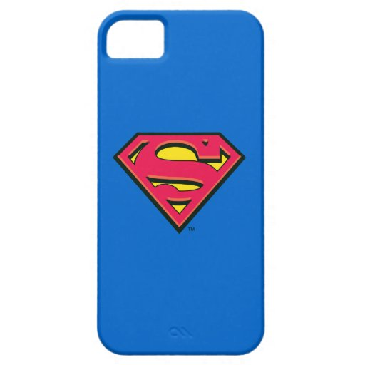 Superman S-Shield | Classic Logo iPhone SE/5/5s Case