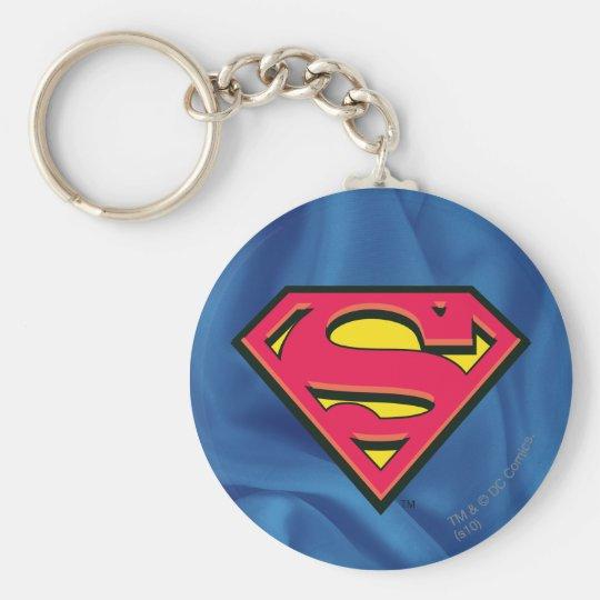 Superman S-Shield | Classic Logo Keychain