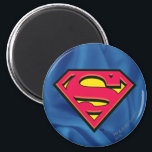 "Superman S-Shield   Classic Logo Magnet<br><div class=""desc""></div>"