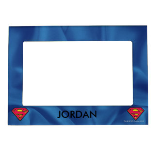 Superman S-Shield | Classic Logo Magnetic Frame