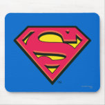 Superman S-Shield   Classic Logo Mouse Pad