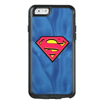 Superman S-Shield   Classic Logo OtterBox iPhone 6/6s Case