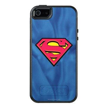 Superman S-Shield | Classic Logo OtterBox iPhone 5/5s/SE Case