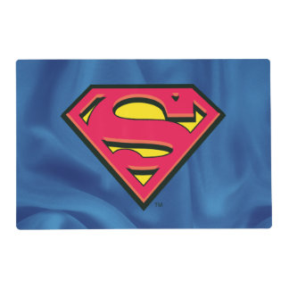 Superman S-Shield | Classic Logo Placemat