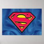 Superman S-Shield   Classic Logo Poster