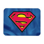 Superman S-Shield   Classic Logo Rectangular Photo Magnet