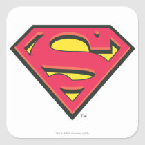superman, superman logo, superman symbol, superman icon, superman emblem, superman shield, s shield, school, back to school, stickers, Sticker with custom graphic design
