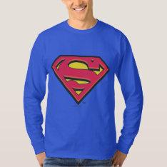 Superman S-Shield | Classic Logo T-Shirt at Zazzle