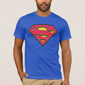 T shirts t shirt design printing zazzle for Make your own superman shirt