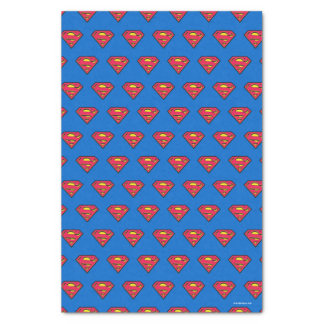 Superman S-Shield | Classic Logo Tissue Paper