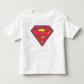 Superman S-Shield | Classic Logo Toddler T-shirt