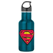 Superman S-Shield | Classic Logo Water Bottle