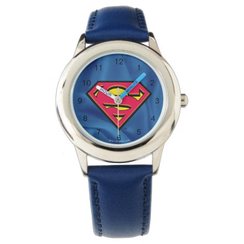 Superman S-Shield | Classic Logo Wristwatch