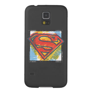 Superman S-Shield | Colored Logo Galaxy S5 Case