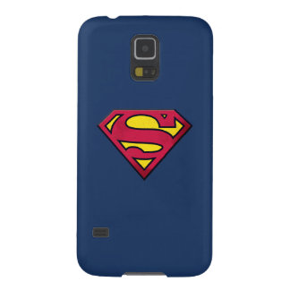 Superman S-Shield | Dirt Logo Case For Galaxy S5