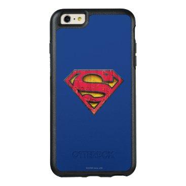 Superman S-Shield | Distressed Logo OtterBox iPhone 6/6s Plus Case