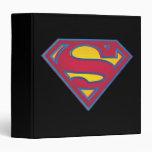 Superman S-Shield | Dot Logo Binder