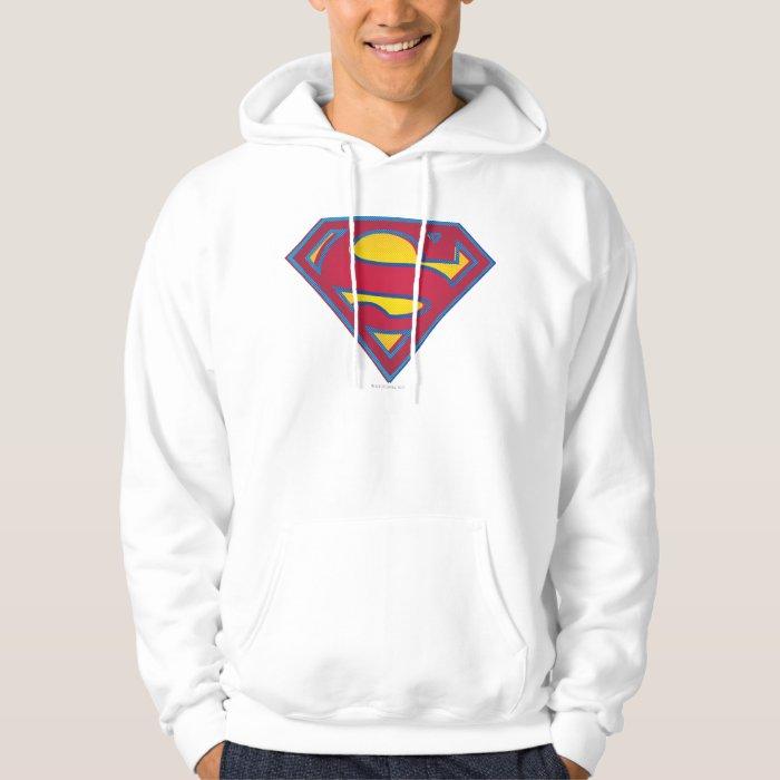 Superman S-Shield | Dot Logo Hoodie