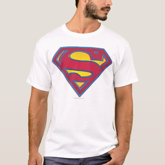Superman S-Shield | Dot Logo T-Shirt