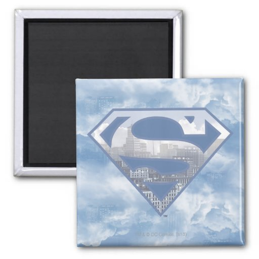 Superman S-Shield Fridge Magnet