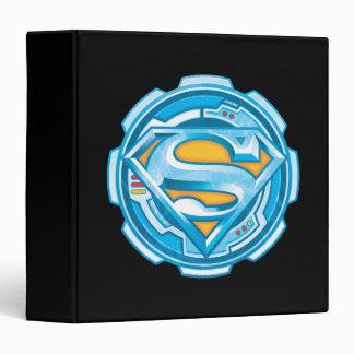 Superman S-Shield | Gear Logo Binder