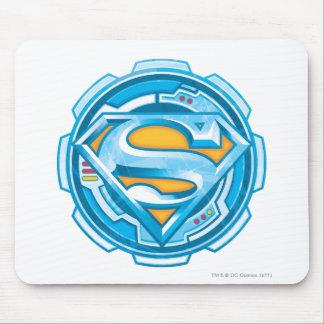 Superman S-Shield | Gear Logo Mouse Pad
