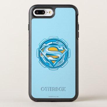 Superman S-Shield | Gear Logo OtterBox Symmetry iPhone 8 Plus/7 Plus Case