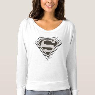 Superman S-Shield   It's Showtime! Logo T-shirt