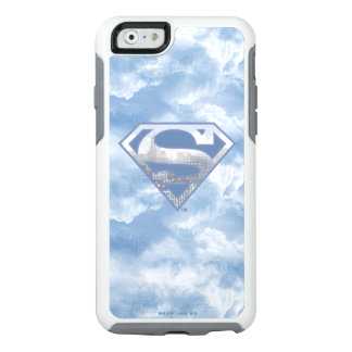Superman S-Shield | Light Blue City Logo OtterBox iPhone 6/6s Case