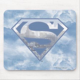 Superman S-Shield Mouse Pad