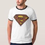 Superman S-Shield | Newspaper Logo Shirt