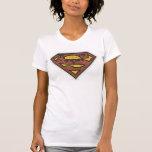 Superman S-Shield | Newspaper Logo T Shirt