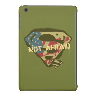 Superman S-Shield | Not Afraid Logo iPad Mini Case