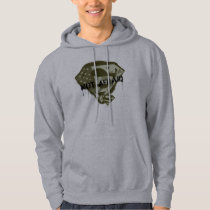 Superman S-Shield | Not Afraid - US Camo Logo Hoodie