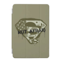 Superman S-Shield | Not Afraid - US Camo Logo iPad Mini Cover
