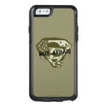 Superman S-Shield | Not Afraid - US Camo Logo OtterBox iPhone 6/6s Case