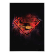 superman, superman logo, superman symbol, superman icon, superman emblem, superman shield, s shield, super man, s-shield, logo, shield, graphic, dc comics, comic book, shield logo, Invitation with custom graphic design