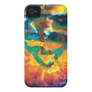 Superman S-Shield | Peace Stamped Logo iPhone 4 Case-Mate Case