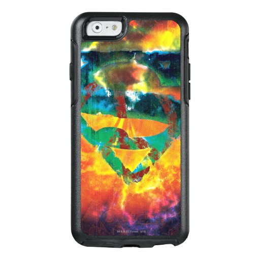 Superman S-Shield | Peace Stamped Logo OtterBox iPhone 6/6s Case