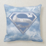 Superman S-Shield Pillows