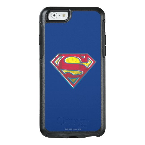 Superman S-Shield | Printed Logo OtterBox iPhone 6/6s Case
