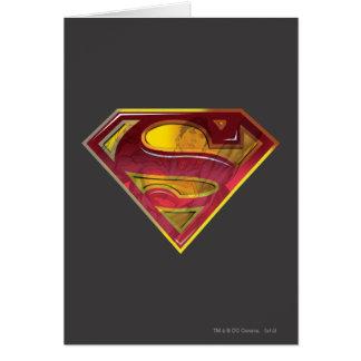 Superman S-Shield | Reflection Logo Card