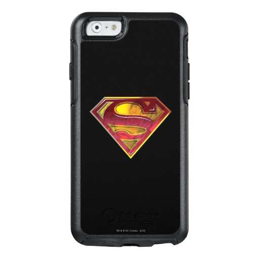 Superman S-Shield | Reflection Logo OtterBox iPhone 6/6s Case